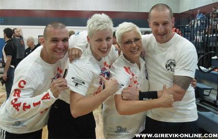 Croatian Kettlebell Team