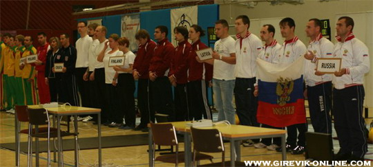 IUKL World Championship 2010 Tampere Finland