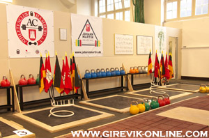 Kettlebell Championship of Germany 2011