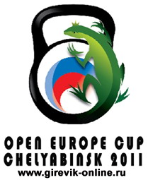 Open Euro Cup of Kettlebell lifting 2011