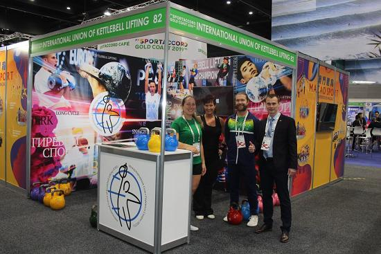 SportAccord convention 2019. Gold Coast, Australia